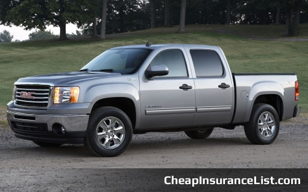 Cheap Cars To Insure GMC K1500