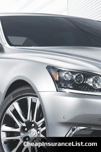Lexus Car Insurance