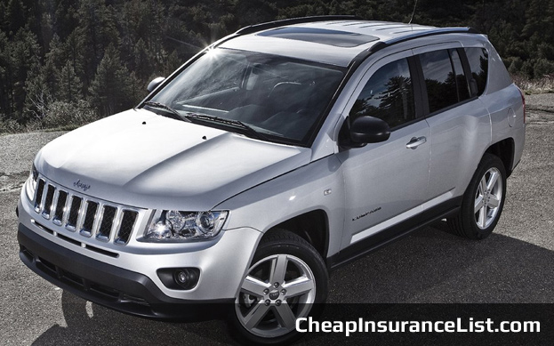 Cheap Cars To Insure Jeep Compas